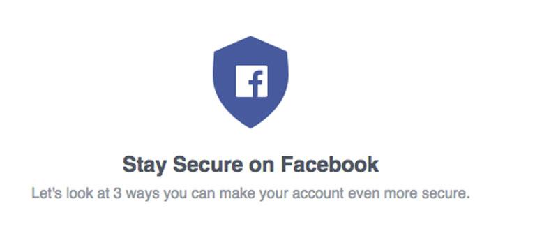 أداة من فيسبوك لفحص امان حسابك